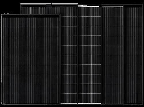 Duitse zonnepanelen van Sonnenstrom Fabrik